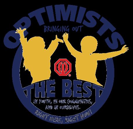 Gretna Optimists Club Meeting
