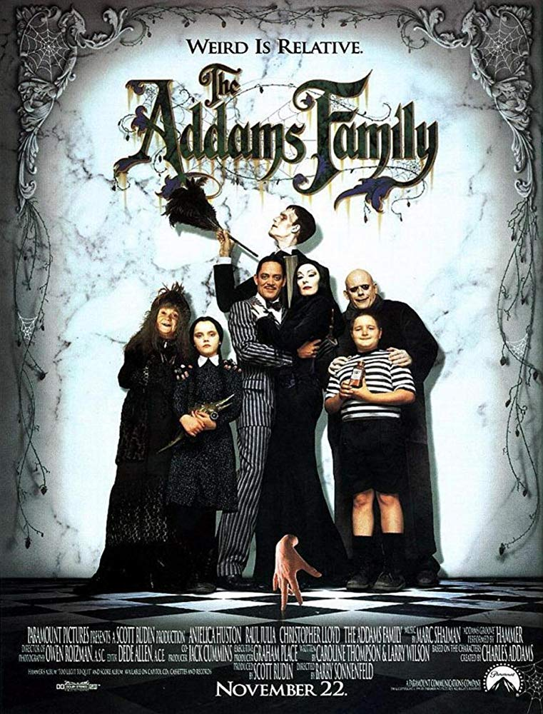 Adams Family @ Beaver Island Community Center