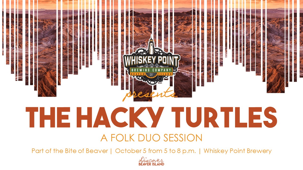 The Hacky Turtles: A Folk Duo Session @ Whiskey Point Brewing Company