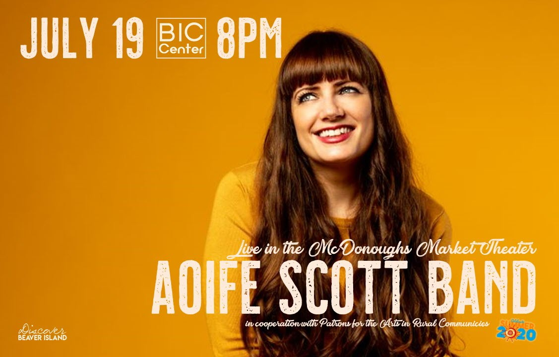 Aoife Scott Band @ Beaver Island Community Center