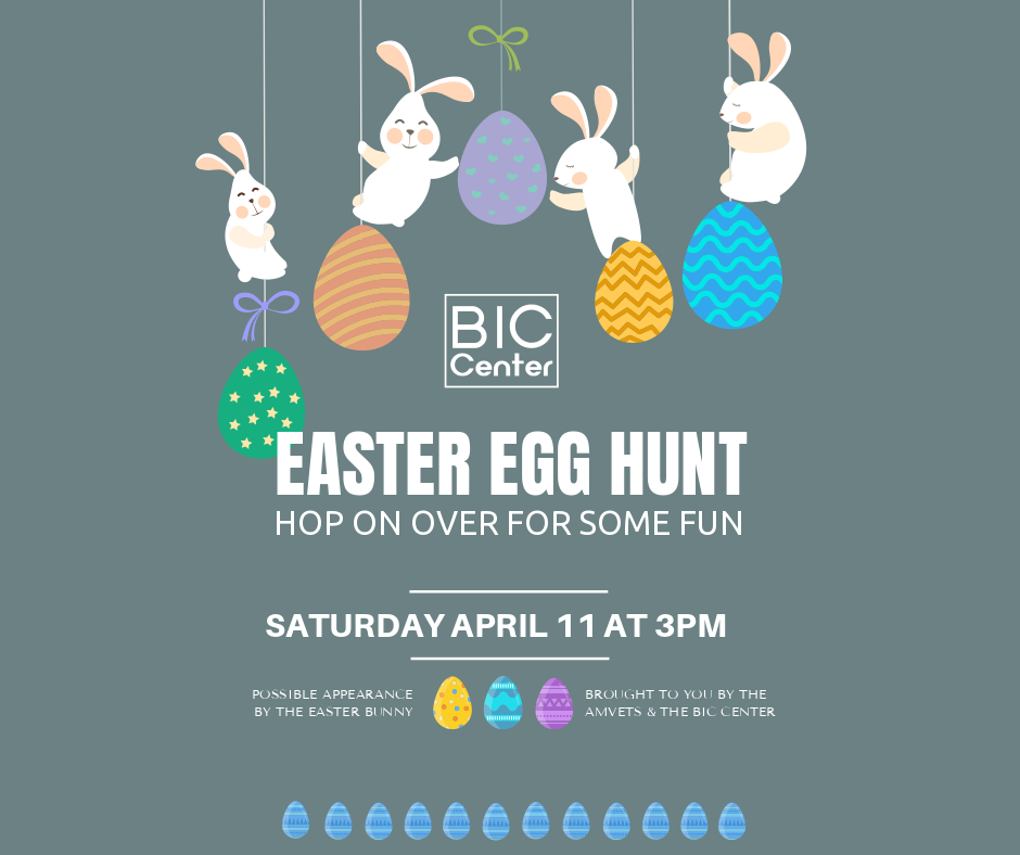 Easter Egg Hunt @ Beaver Island Community Center
