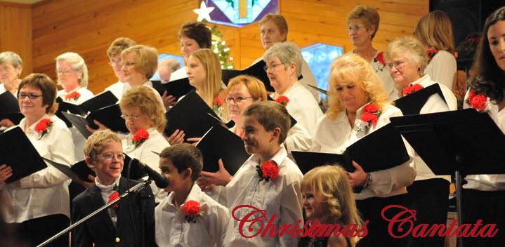 Christmas Cantata @ Gregg Fellowship Center