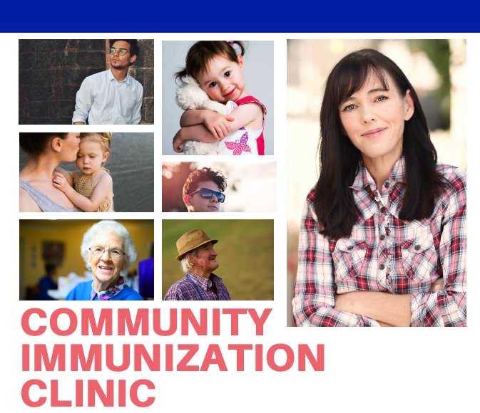Community Immunization Clinic @ Beaver Island Community School