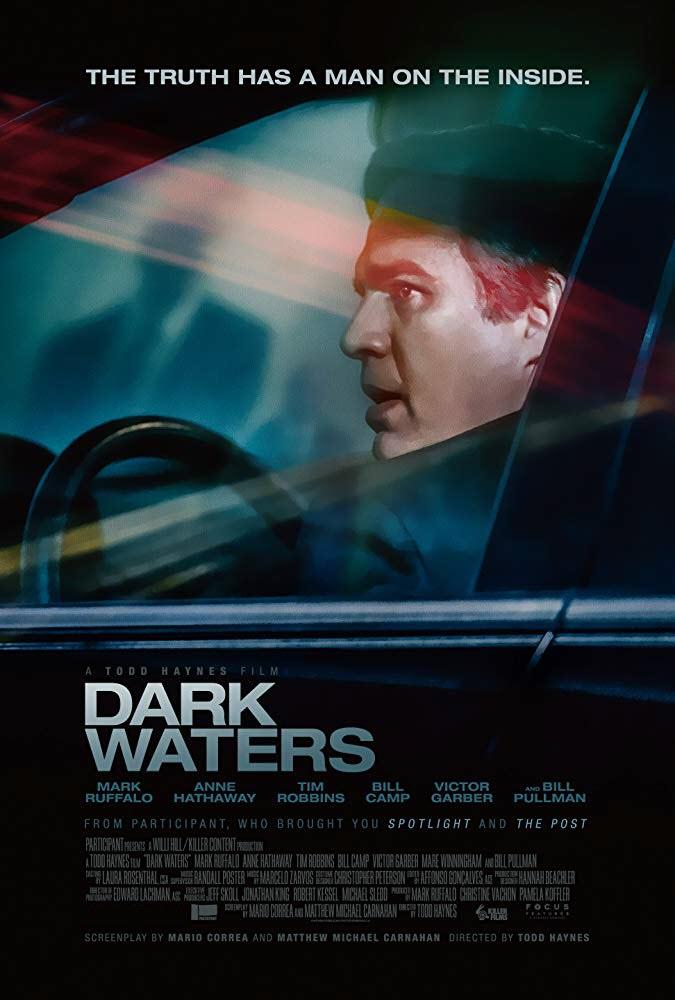 Dark Waters @ Beaver Island Community Center