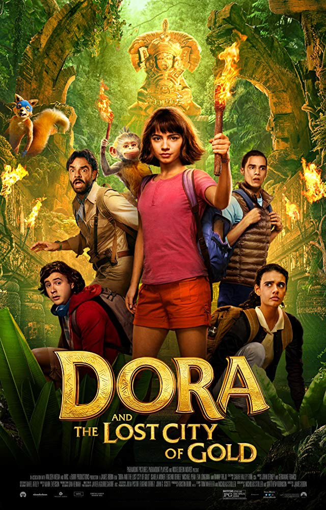 Dora, the Lost City @ Beaver Island Community Center