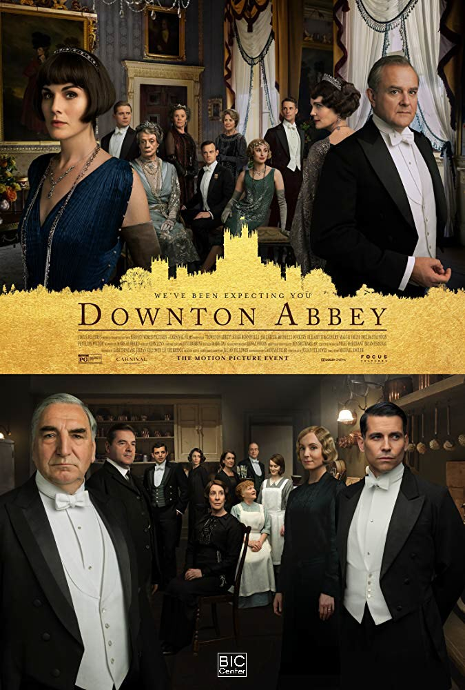 Downton Abbey @ Beaver Island Community Center