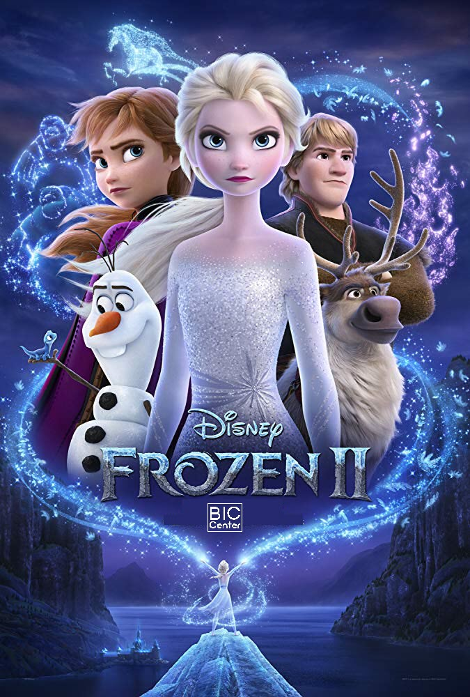 Frozen II @ Beaver Island Community Center
