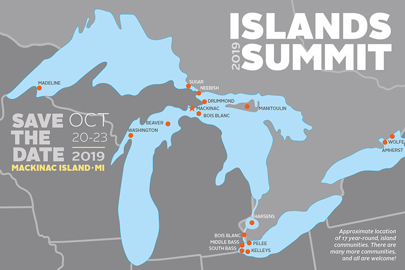 Great Lakes Islands Alliance Annual COnference
