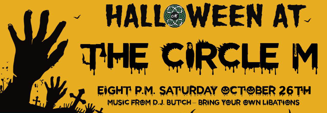 Halloween Party @ Circle M