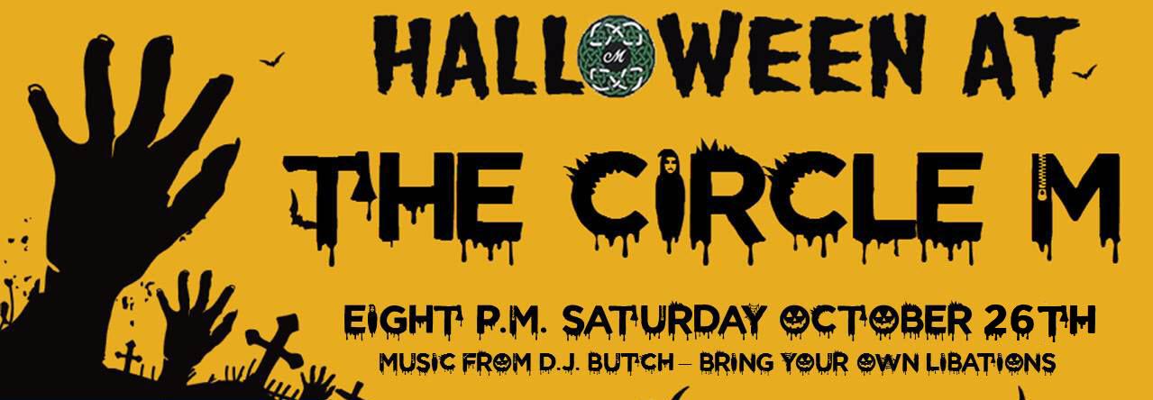 Halloween Party @ Circle M