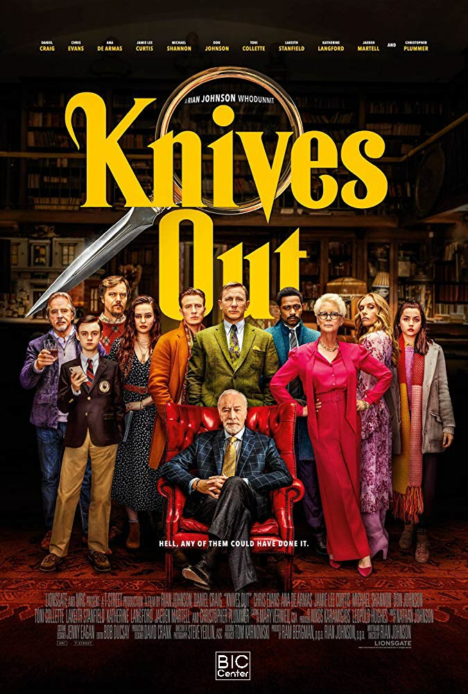Knives Out @ Beaver Island Community Center