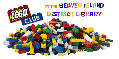 Lego Club @ Beaver Island District Library
