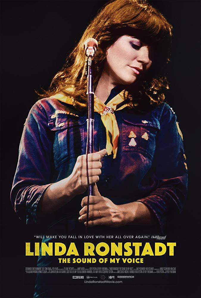 Linda Ronstadt: The Sound of My Voice @ Beaver Island Community Center