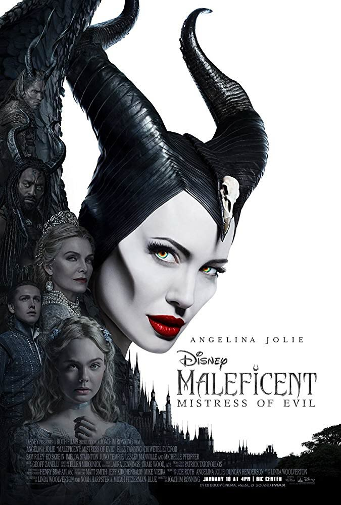 Maleficent: Mistress of Evil @ Beaver Island Community Center