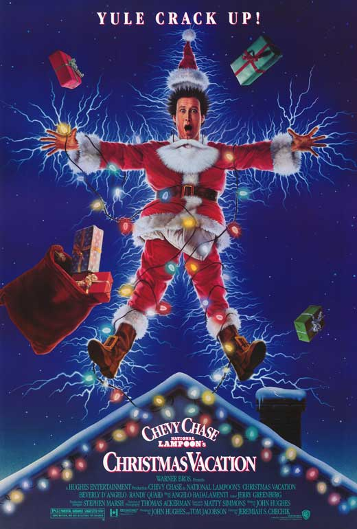 National Lampoon's Christmas Vacation @ Beaver Island Community Center