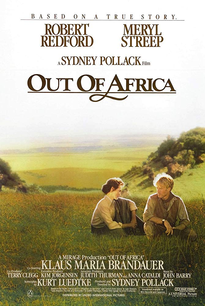 Out of Africa @ Beaver Island Community Center