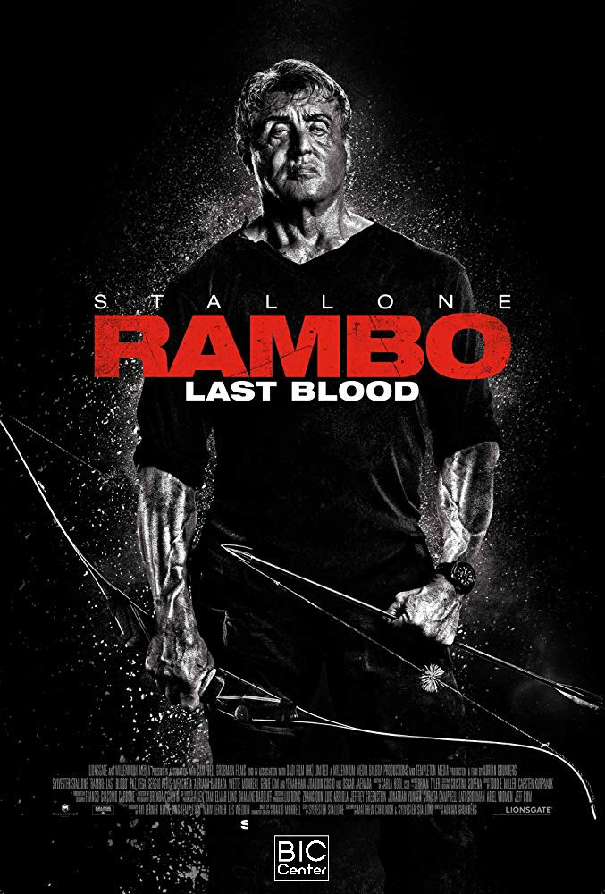 Rambo: Last Blood @ Beaver Island Community Center