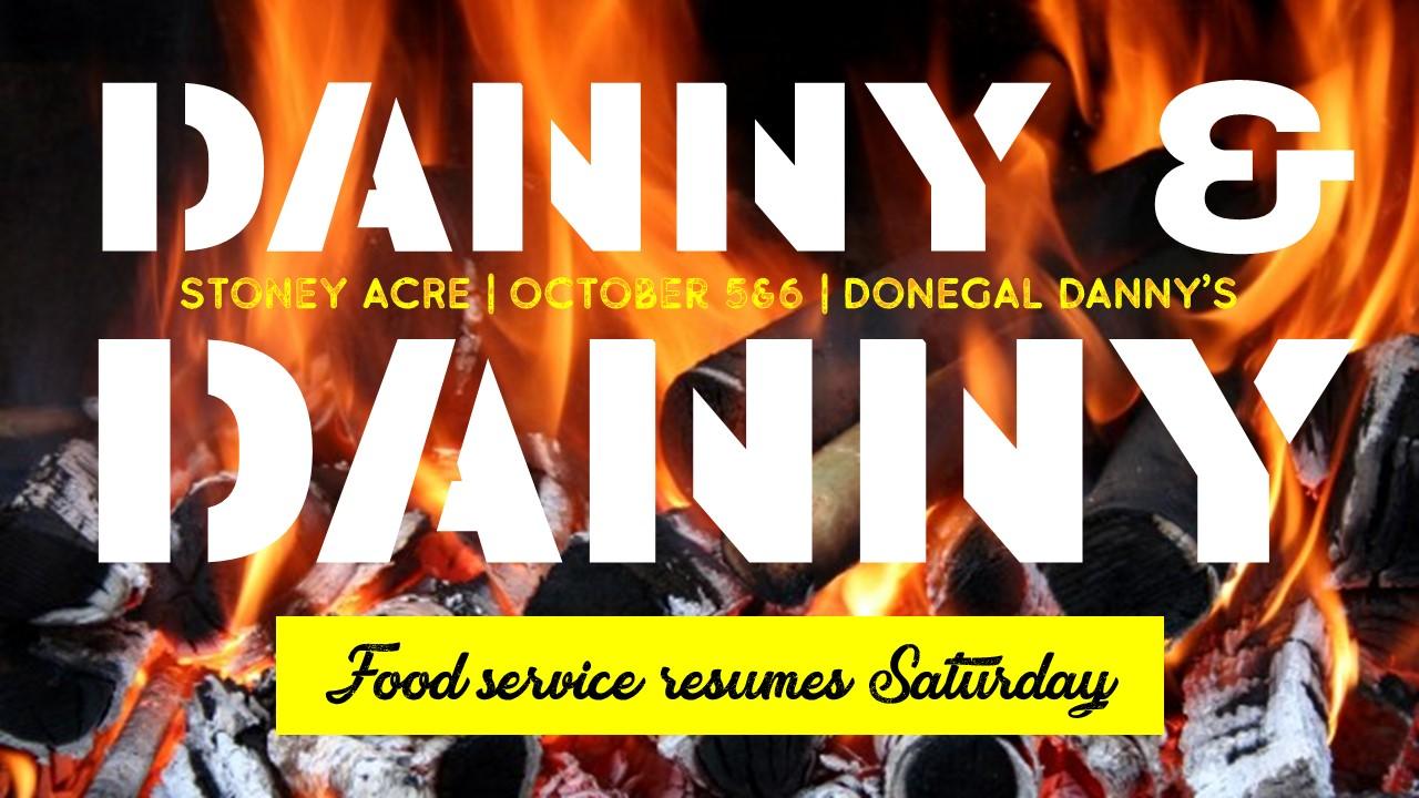Danny & Danny @ Stoney Acre Grill & Pub