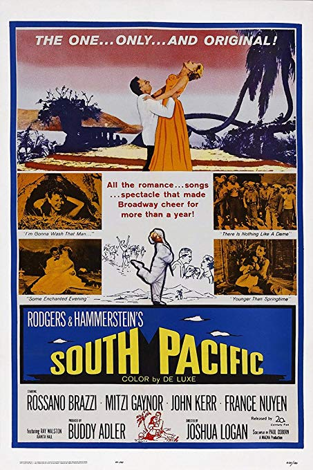 South Pacific @ Beaver Island Community Center