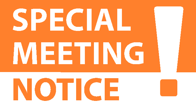 St James Township Board Special Meeting @ St. James Governmental Center