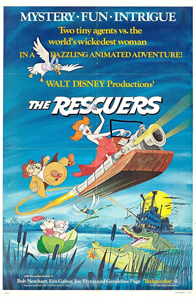 The Rescuers @ Beaver Island Community Center