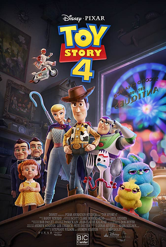 Toy Story 4 @ Beaver Island Community Center